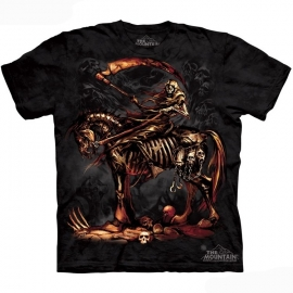 The Mountain tshirt gothique Scythe