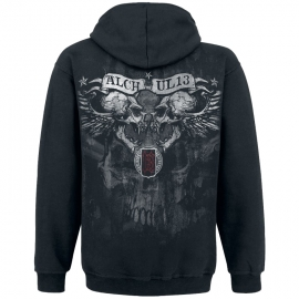 Alchemy Gothic Sweat Flying Devils