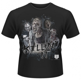 T-Shirt The Walking Dead Killin It