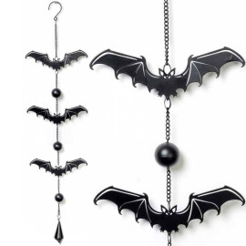 Carillon Gothique Gothic Bat - Alchemy Gothic HD12