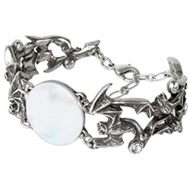 Alchemy Gothic Bracelet Gothique Twilight A99