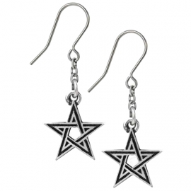 Alchemy Gothic E395 Black Star