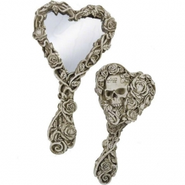 Alchemy Gothic miroir à main Fate of Narcissus