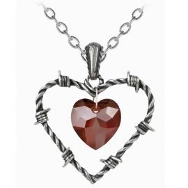 Alchemy Gothic Pendentif Gothique Love Imprisoned P692