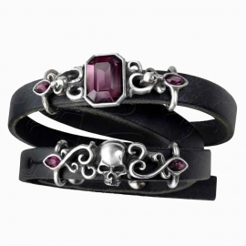 Alchemy Gothic Pirate princess Bracelet Gothique A97