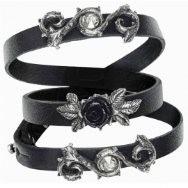 Alchemy Gothic Rose Of Perfection Bracelet Gothique A116