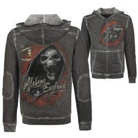 Alchemy Gothic Sweat Burning Devil