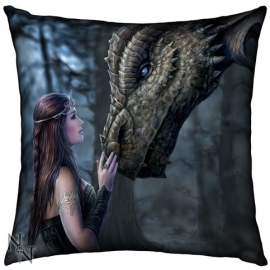 Coussin Gothique Anne Stokes Once upon a Time