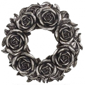Applique Alchemy Gothic Rose Wreath