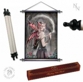 art scroll anne stokes spellbound