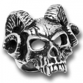 bague gothique alchemy gothic hell's doorman