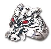 bague gothique alchemy gothic Doomsday Dragon r29