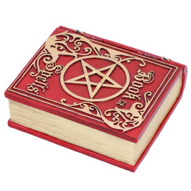 Coffret Book of Spells Red U4782P9