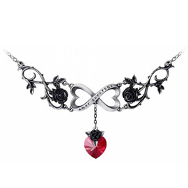 Alchemy Gothic P868 Infinite Love - Collier Alchemy Gothic