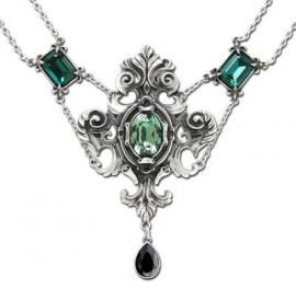 collier alchemy gothic queen of the night