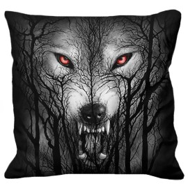 Coussin Spiral Direct Forest Wolf E030A513