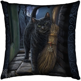 Coussin Gothique Lisa Parker A Brush With Magick