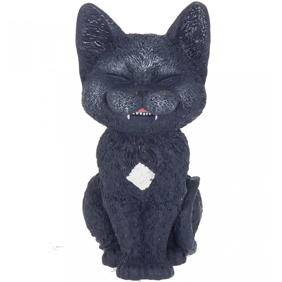 Count Kitty / Figurines de Chats Noirs