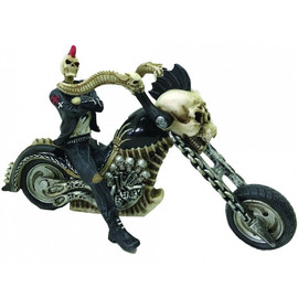 Figurine Biker Hell for Leather U3816K8
