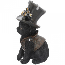 statuette Cogsmiths Cat U4459N9