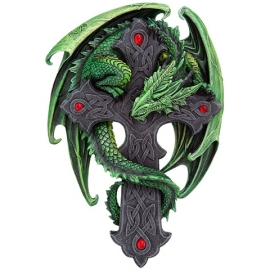 Applique Dragon Woodland Guardian