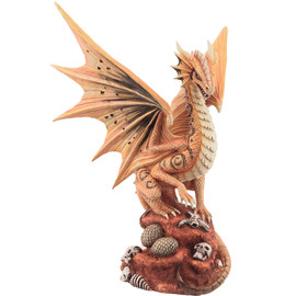 Statuette Dragon Anne Stokes Desert Dragon