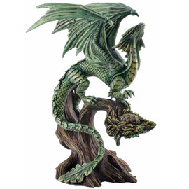Statuette Dragon Anne Stokes Forest Dragon