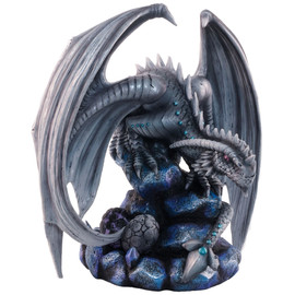 Statuette Dragon Anne Stokes Rock Dragon