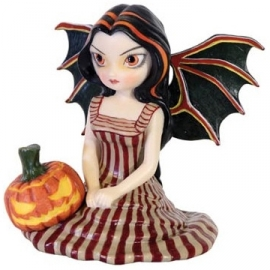 figurine fée gothique jasmine becket-griffith halloween twilight fairy