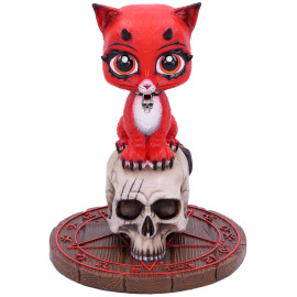Figurine chat James Ryman Devil Kitty B4879P9