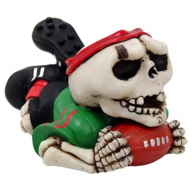figurine skullington Scrum Bone