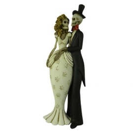Figurine Squelettes Til Death Do Us Part AL50102