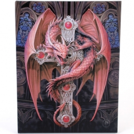 toile sur chassis gothique anne stokes Gothic Guardian