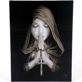 toile sur chassis gothique anne stokes Gothic Prayer