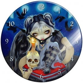 horloge gothique jasmine becket griffith Sign Of Our Parting