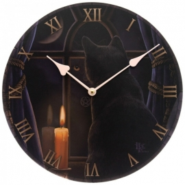 Horloge Gothique lisa Parker Midnight Vigil