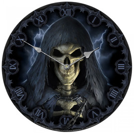 Horloge Gothique James Ryman the Reaper Clock