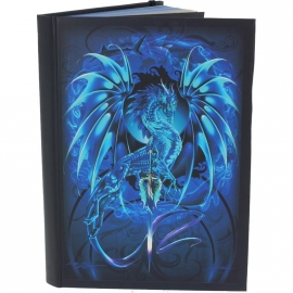 Carnet Intime Gothique Dragon Sea Blade
