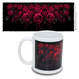 Mug Spiral Direct Blood Rose