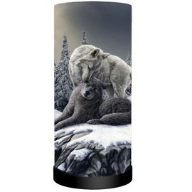 Lampe de chevet Lisa Parker Snow Kisses
