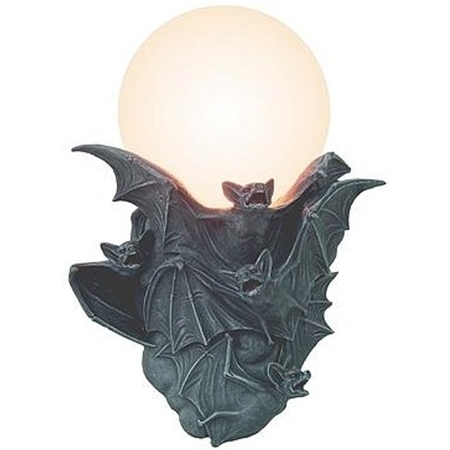 lampe gothique chauve souris. Black Bedroom Furniture Sets. Home Design Ideas