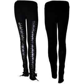 legging gothique Heartless arch