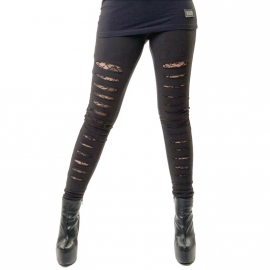 legging gothique Vixxsin slasher