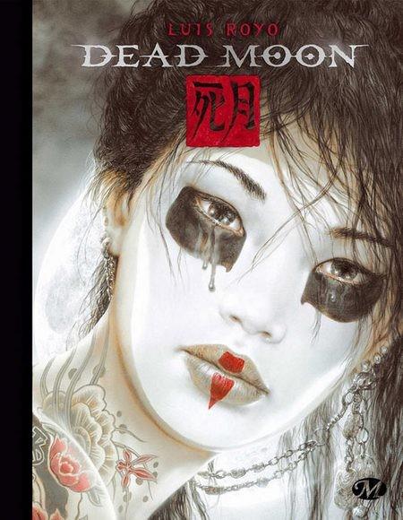 À lire absolument Livre_luis_royo_dead_moon_editions_milady
