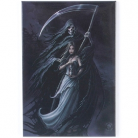 magnet gothique anne stokes Summon the Reaper