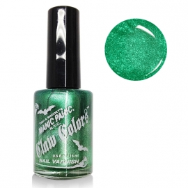 Vernis à Ongles Manic Panic Frosted Green Envy