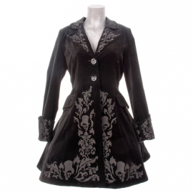 manteau gothique femme spin doctor victorian