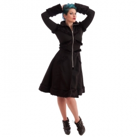 Manteau Gothique Necessary Evil Luna