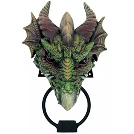 Marteau de porte Green dragon NEM2566