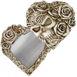 Miroir de poche Alchemy Gothic Ghost Of Narcissus